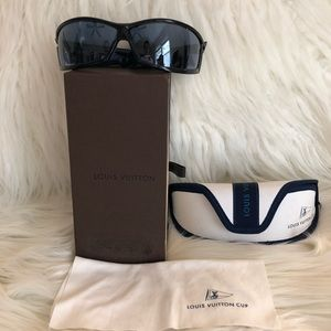 Louis Vuitton Special Edition Cup Sunglasses